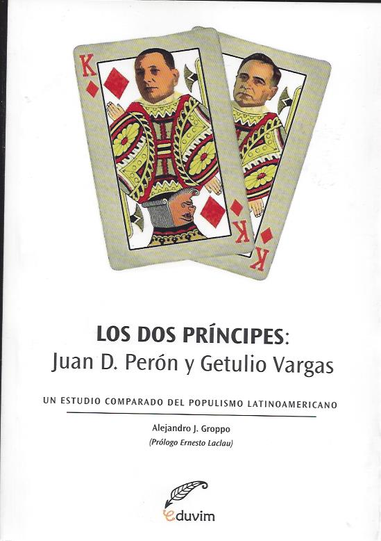 compare juan peron and getulio vargas Getúlio vargas b reviewing key terms, people, and places  how did juan perón appeal to argentine nationalism and win the loyalty of the working classes 2.